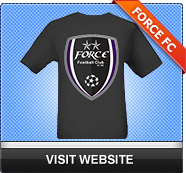 Force FC Soccer Club Soccer Jersey