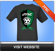 Jacksonville Youth Soccer Club Soccer Jersey