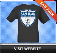 San Juan Soccer Club Soccer Jersey