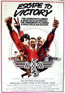 Escape To Victory - Best Soccer Movies of All Time