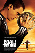Best Soccer Movies - Goal! The Dream Begins