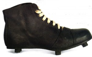 History of Soccer Shoes - 1