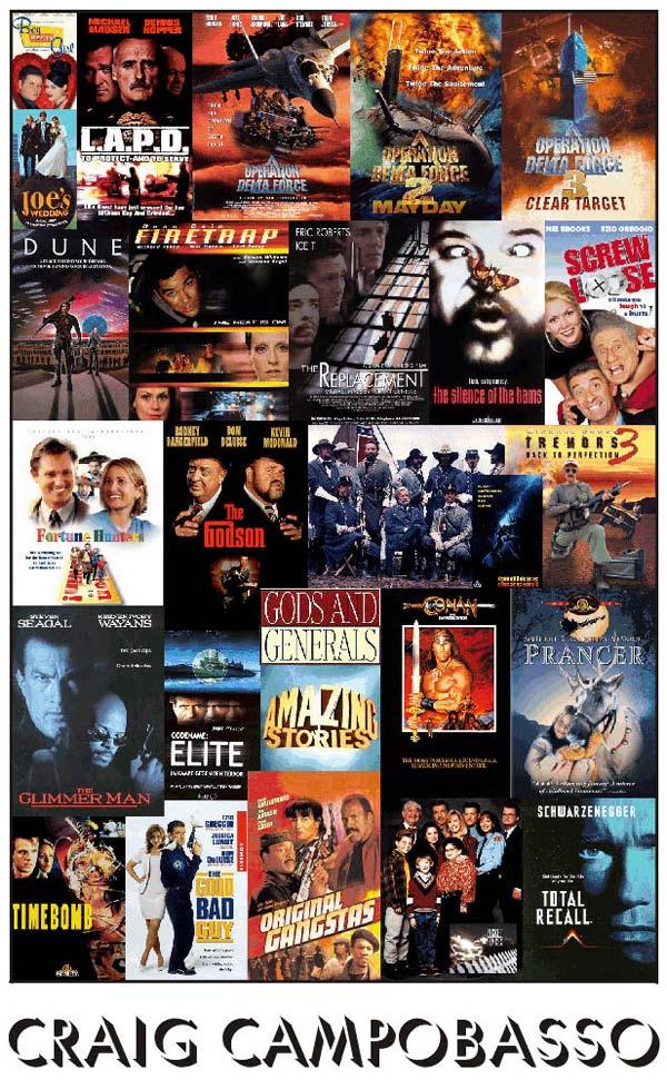 Craig Campobasso Movies