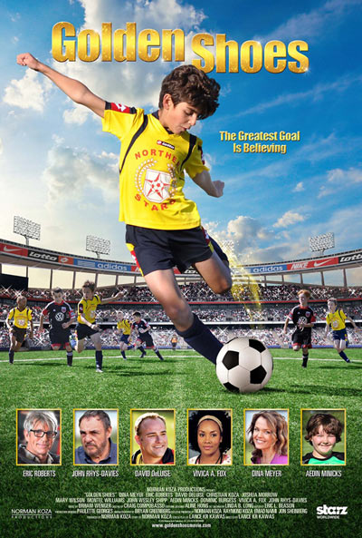 Golden Shoes Soccer Movie – Official Site