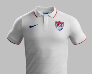 2014 World Cup United States Home Jerseys