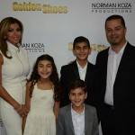 Golden Shoes Red Carpet Premiere 007