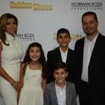 Golden Shoes Red Carpet Premiere 007
